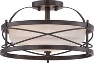Nuvo 60-5335 Ginger Old Bronze Ceiling Light