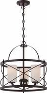 Nuvo 60-5337 Ginger Old Bronze Pendant Lamp