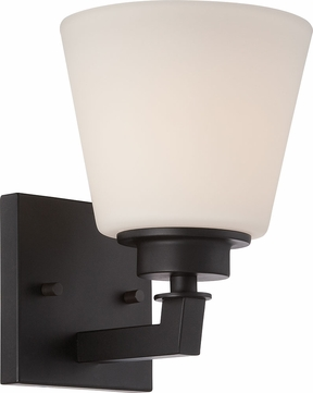 Nuvo 60-5551 Mobili Aged Bronze Lighting Sconce