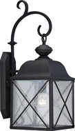 Nuvo 60-5622 Wingate Textured Black 8 Wall Mounted Lamp