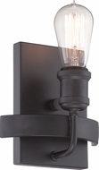 Nuvo 60-5721 Paxton Modern Aged Bronze Sconce Lighting
