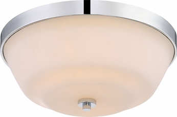 Nuvo 60-5804 Willow Polished Nickel Ceiling Lighting Fixture