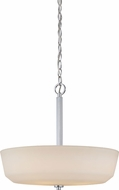 Nuvo 60-5807 Willow Polished Nickel Lighting Pendant