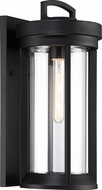 Nuvo 60-6501 Huron Contemporary Aged Bronze / Glass Exterior Wall Sconce