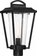 Nuvo 60-6513 Lakeview Aged Bronze / Glass Exterior Post Light