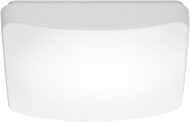 Nuvo 62-1095 Contemporary White LED 11  Flush Mount Ceiling Light Fixture