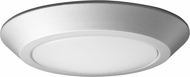 Nuvo 62-1162 Contemporary Brushed Nickel LED 7  Flush Mount Light Fixture