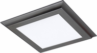 Nuvo 62-1171 Modern Gunmetal Grey LED Ceiling Lighting