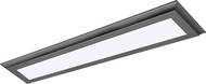 Nuvo 62-1176 Contemporary Gunmetal Grey LED 38  Flush Lighting