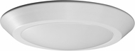 Nuvo 62-1261 Modern White LED 7  Flush Mount Light Fixture