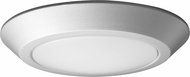 Nuvo 62-1266 Contemporary Brushed Nickel LED 10  Overhead Light Fixture