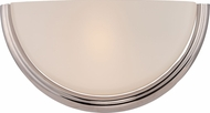Nuvo 62-401 Dylan Polished Nickel LED Wall Lighting Fixture