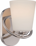 Nuvo 62-406 Dylan Polished Nickel LED Wall Light Sconce