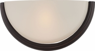 Nuvo 62-411 Dylan Mahogany Bronze LED Wall Sconce Light