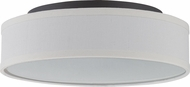 Nuvo 62-525 Heather Aged Bronze LED Flush Lighting