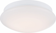 Nuvo 62-615 Zip White LED Ceiling Lighting Fixture