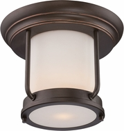 Nuvo 62-633 Bethany Mahogany Bronze LED Ceiling Light Fixture