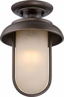 Nuvo 62-673 Tulsa Mahogany Bronze LED Overhead Lighting