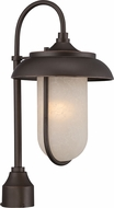 Nuvo 62-674 Tulsa Mahogany Bronze LED Lighting Post Light