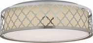 Nuvo 62-989 Filigree Polished Nickel LED Ceiling Lighting