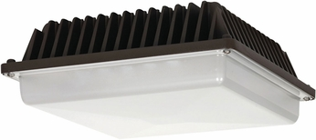 Nuvo 65-073R1 Modern Bronze LED Exterior Security Lighting