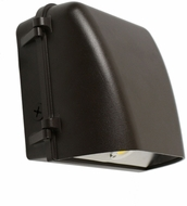 Nuvo 65-133 Contemporary Bronze LED Outdoor Security Lighting