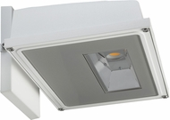 Nuvo 65-157 Contemporary White LED Outdoor Home Security Light