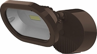 Nuvo 65-201 Contemporary Bronze LED Outdoor Security Lighting Residential