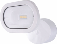 Nuvo 65-205 Contemporary White LED Outdoor Home Security Light
