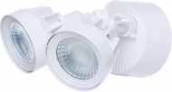 Nuvo 65-207 Contemporary White LED Outdoor Residential Security Lighting