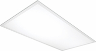 Nuvo 65-374 Contemporary White LED 48  Flush Mount Ceiling Light Fixture (set of 2)