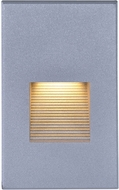 Nuvo 65-409 Contemporary Gray LED Outdoor Wall Lighting Fixture