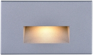 Nuvo 65-411 Modern Gray LED Exterior Wall Light Sconce