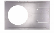 Nuvo 80-945 Recessed Direct Wire Contemporary 8  Rough-In Plate