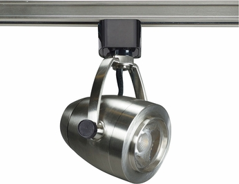 Nuvo TH415 Modern Brushed Nickel LED Track Light Head
