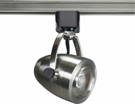 Nuvo TH417 Modern Nickel LED Track Light Head