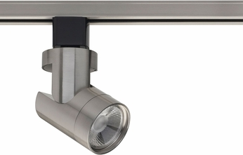 Nuvo TH435 Modern Brushed Nickel LED Home Track Lighting Head