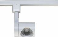 Nuvo TH443 Modern White LED Home Track Lighting Head