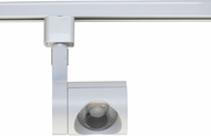 Nuvo TH443 Pipe Contemporary White LED 36 Degree Track Lighting Fixture