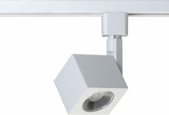 Nuvo TH461 Square Modern White LED 24 Degree Track Lighting Fixture