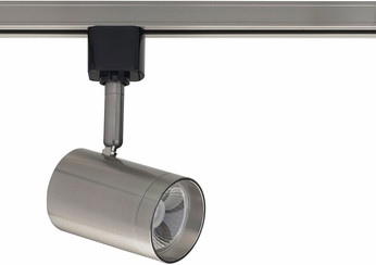 Nuvo TH477 Contemporary Brushed Nickel LED Track Lighting Head