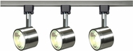 Nuvo TK407 Modern Nickel LED Track Lighting Kit