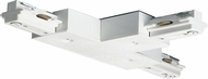 Nuvo TP148 Contemporary White Track Lighting  T  Joiner