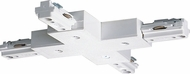 Nuvo TP150 Contemporary White Home Track Lighting  X  Joiner
