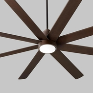 Oxygen 3-100-22 Cosmo Contemporary Oiled Bronze 70 Ceiling Fan