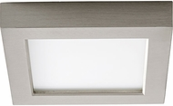 Oxygen 3-332-24 Altair Contemporary Satin Nickel LED 5 Ceiling Lighting Fixture