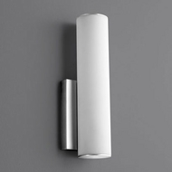 Oxygen 3-5010-20 Fugit Contemporary Polished Nickel LED Lighting Wall Sconce