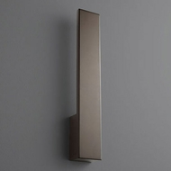 Oxygen 3-511-22 Icon Modern Oiled Bronze LED Wall Lighting Sconce
