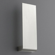 Oxygen 3-515-24 Halo Contemporary Satin Nickel LED Wall Lighting Sconce