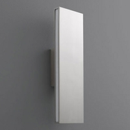 Oxygen 3-517-24 Profile Contemporary Satin Nickel LED Wall Lamp
